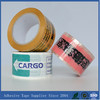Special very sticky single-side waterproof solvent based bopp packing tape