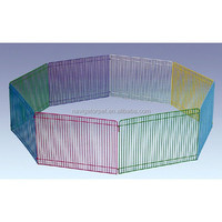 Light Pet Wire Fencing With Eight Panels