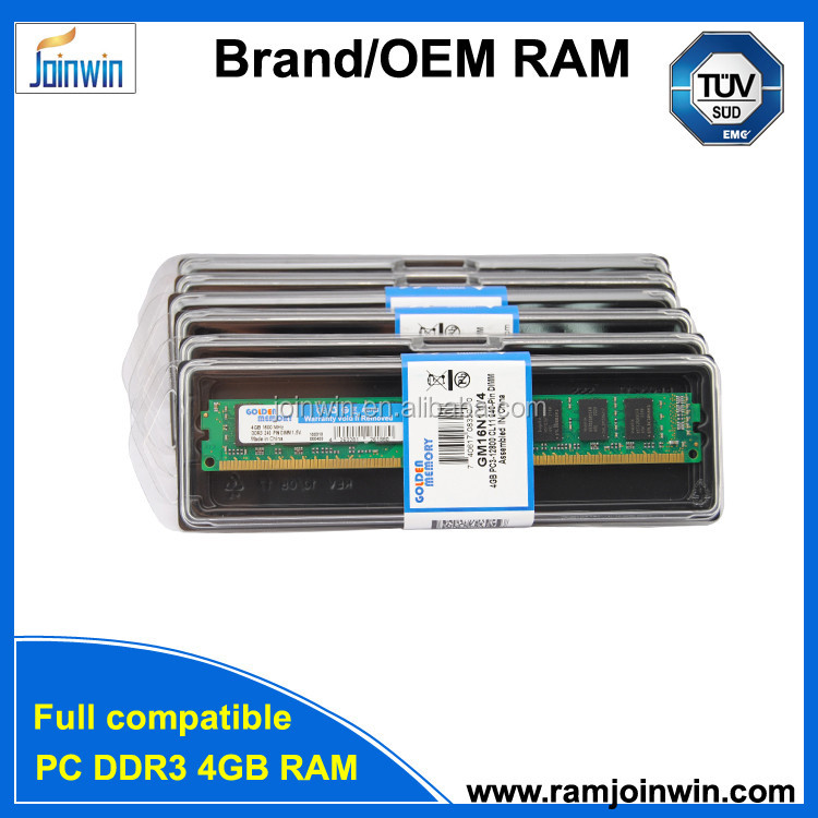 Joinwin ddr3 4gb 1600mhz ram memory suppliers china