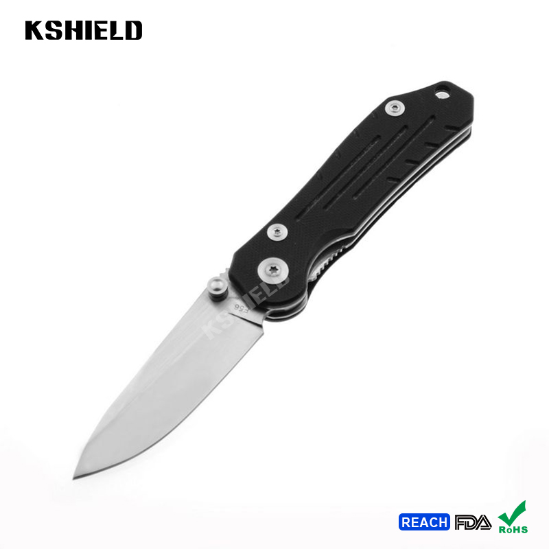 High Quality Hot EDC Aluminum Handle Stainless Steel Easy Carry Multi Purpose Folding Hand Tool Pocket Knives