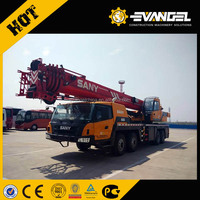 alibaba best selling China made high performance Sany stc500 rough terrain truck crane 50t for sale in South Africa