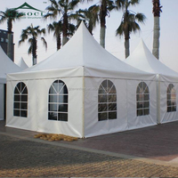Events & party pagoda tent 6mx6m marquee for sale