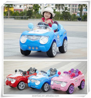 2015 Powerful kids ride on car remote control smart electric car