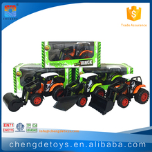 Truck Farm Toy Tractor For 2017 Farming Tractor Toy With Friction Motor