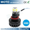 Hs5 High Bright Led Motorcycle Headlight
