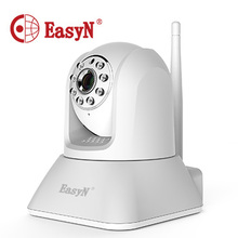 EasyN hotsale model 1080P apexis 3x optical zoom audio to ip converter aser camera for ir 10m ptz camera
