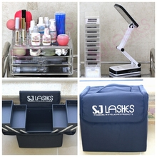 Tools for Eyelash Extension kit bag / Customize Your Own Logo Kit For Training