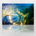 Sea Bridge Frame Picture Canvas Paintings Printed Seascape Wall Art Home Decor Arts and Crafts Wholesale