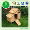 DXDH015 waterproof wood dog kennel dog house