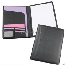 LA-559 China High quality leather portfolio/ file folder
