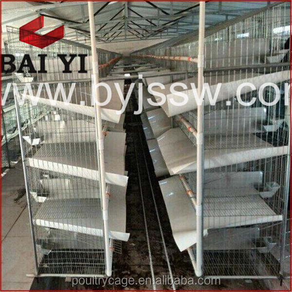 Farming Equipment Cages/Kennels For Rabbits Large Scale Farming With Best Design