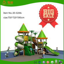 Cowboy hogh quality promotional children nature play house equipment