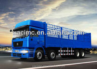 exported china truck and trailer