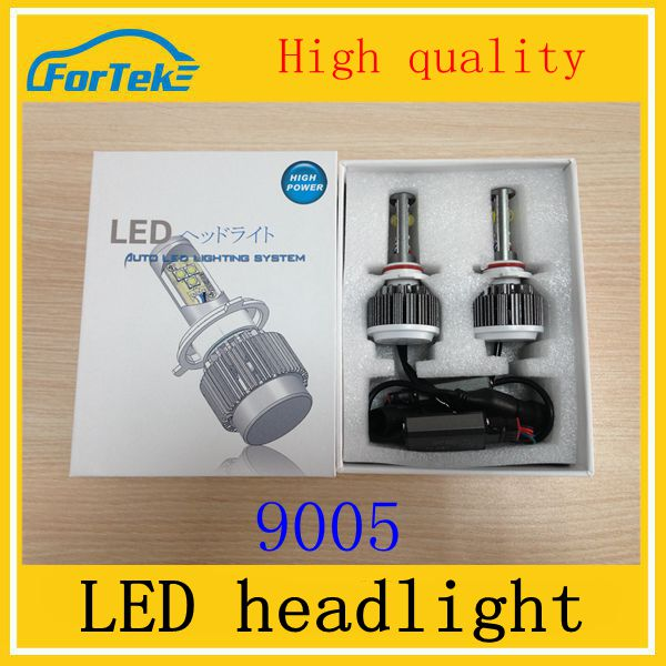 led car headlight 9004/9007 car kit high quality factory price