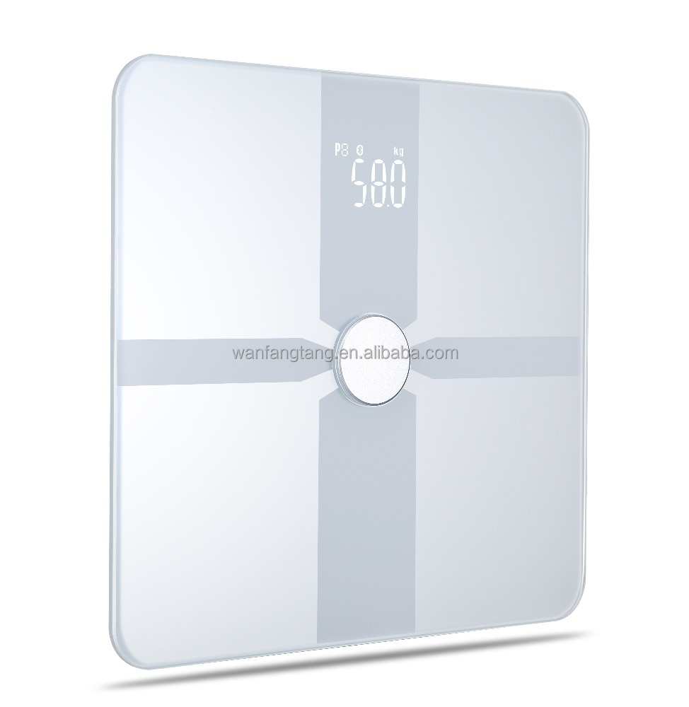 Balance Body Fat Scale Household smart wireless scale type Body Fat Monitor scale