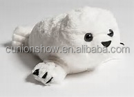 ICTI and SEDEX audit New design funny stuffed animal plush baby seal toys