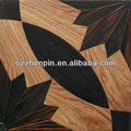 padouk, wenge wood art parquet mosaic parquet patterned flooring design flooring