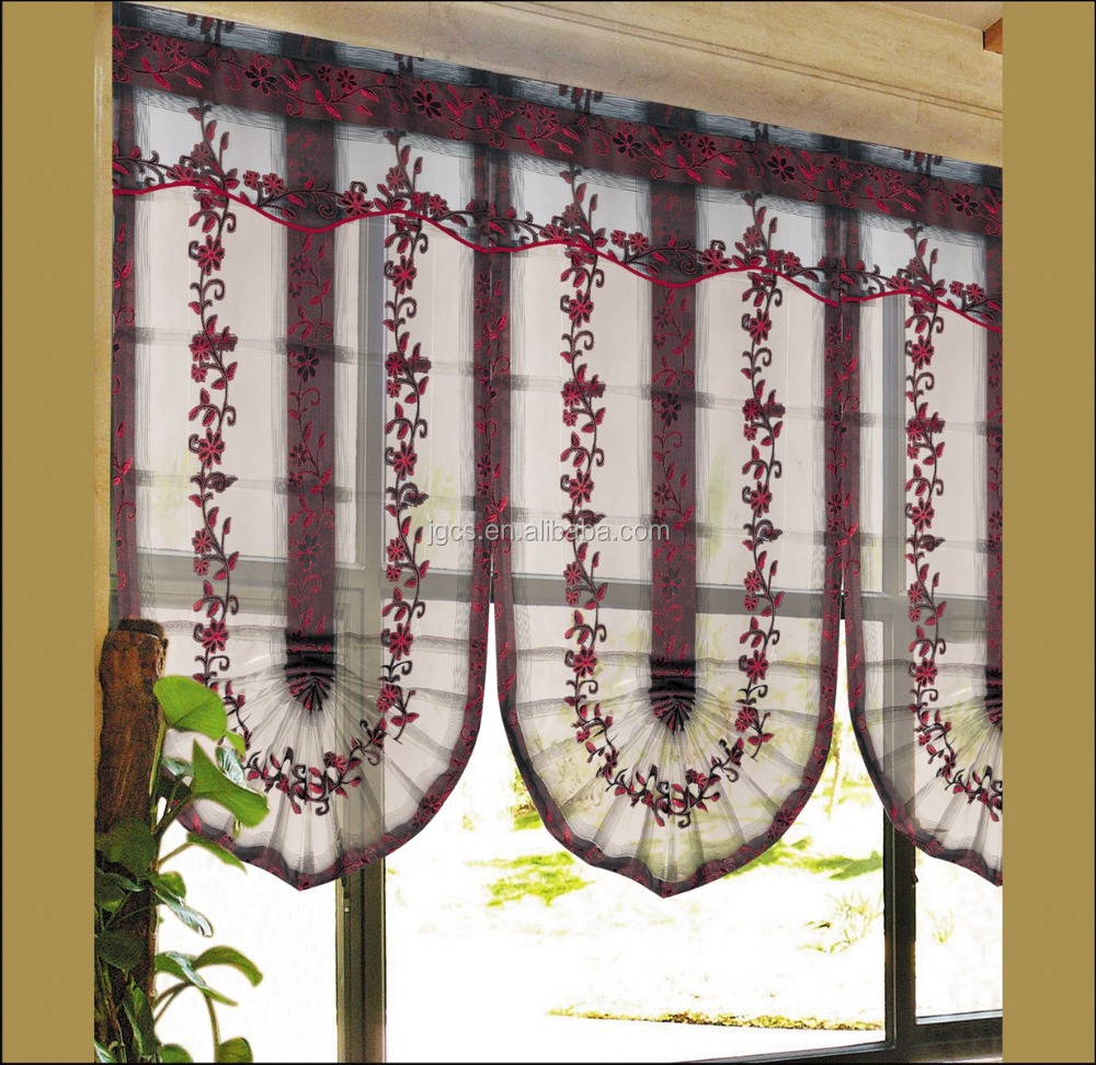 Roman Style and Roller Type balcony blind