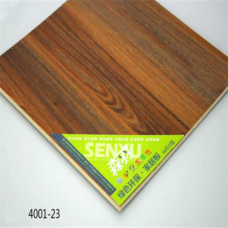 SENYU High gloss impact resistance cabinets advertising pvc foam board