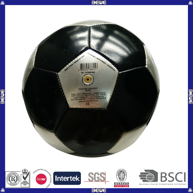 world cup street promotional real leather factory advertising wholesale retro soccer balls
