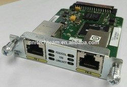 HWIC-2FE Cisco Original High-Speed WAN Interface Cards