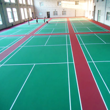 Sturdy And Durable Acrylic Paint For Badminton Court