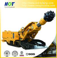 China gold supplier Coal Mining roadheader made in china