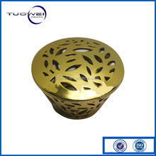 High Brightness Chrome Plating Gilded Parts Prototype