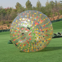 Inflatable Body Rental Zorb Ball Bubble Ball
