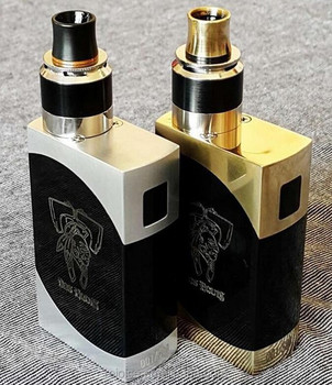 Newest and Hottest Box Mod Dos Equis 18650 Mod/dos equis box mod clone With High Quality