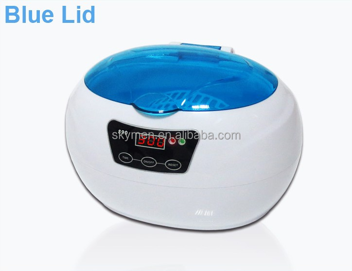 skymen ultrasonic cleaner ultra wave salon nail tool cleaner sterilizer