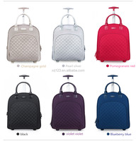 custom color fashion Lightweight Travel luggage for lady