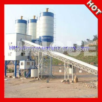 High Performance HZS120 Cement Batching Plant 120m3/h Of Concrete