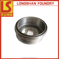 semi-trailer brake drum truck brake drum