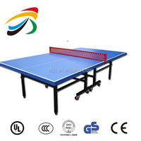 Outdoor waterproof table tennis table table tennis dimensions