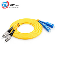 High quality outdoor fiber optic jumper optical patch leads fc/sc/st/lc cord