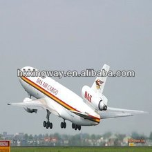 DHL express to DOHA from shenzhen guangzhou ningbo