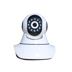 720P Mega pixel 1280*720 Pixels HD IP Camera WiFi Wireless TF Card Storage P2P H.264