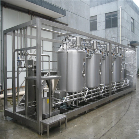 Coconut milk powder processing machinery