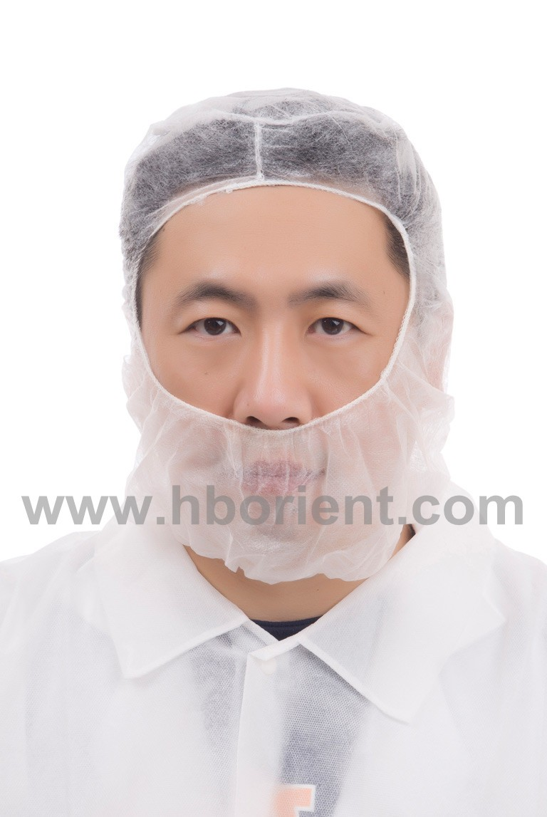 Disposable medical PP nonwoven hood cap
