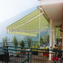 Cheap Retractable Manual Awning with Hand Crank