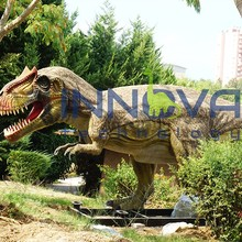 Life size dinosaur king for sale