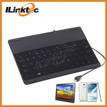 Ultra Thin Mini USB Blacklit Keyboard for Tablet PC Smartphone Compatible Android