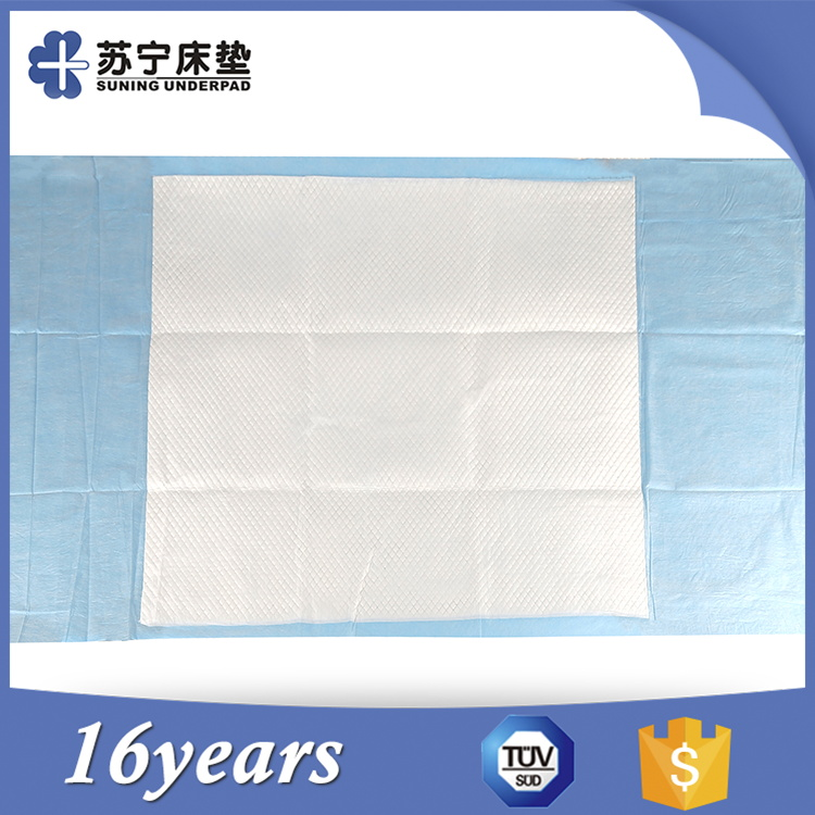 Spunbond Nonwoven Disposable Bags For Incontinence Pads