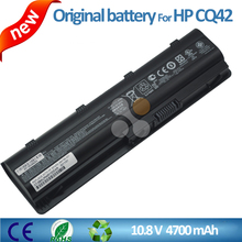 Original Laptop Battery for HP Pavilion li ion battery G4 G6 G7 G32 G42 G56 G62 G72 CQ32 CQ42 CQ43 CQ62 CQ56 CQ72 DM4 593553-001