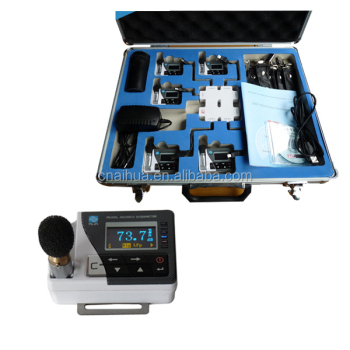Mini size ASV5910+ Noise Dosimeter Measurement Kit