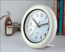 Bathroom Clock With Flexible options to hang or to stand