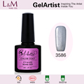 Wholesale GelArtist Soak Off Uv Color Gel Nail For Nail