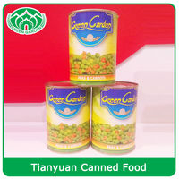 Wholesale canned mixed vegetables in brine