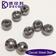 17mm 304 Stainless Steel Ball Threaded Balls for Air Conditioners